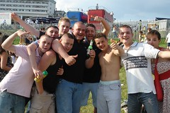 Chavs on the Downs - by CharlesFred