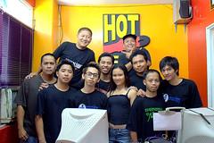 107.1 HOTFM Crew (HottieGurl) Tags: mix dj live philippines centrum listen 1071 leyte 6541 ormoc bisaya ormoccity surena hotfmormoc ormocanons