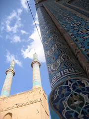 Day 3: Yazd - Jameh Mosque
