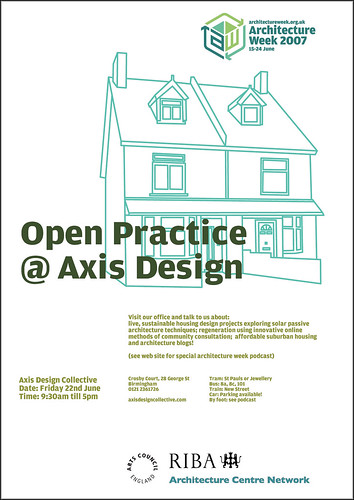Axis Design Open Practice