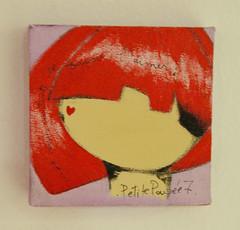 2007, mini canvas: 10x10 (Petite Poupe7) Tags: art love paint arte expo amor exhibition peinture canvas exposition amour myjob amore pintura telas exposio lovah hushhush pp7 toilles petitepoupe7 jesuiscontentedesavoirtaimer