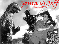 Gojira vs. Jeff