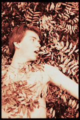 rlygur Hnefill rlygsson, 2000 (Audunn) Tags: autumn man male film grass leaves garden naked iceland 2000 pentax trix 400 analogue sland  akureyri trix400 menntasklinn audunn nielsson auunn nelsson hnefill rlygur rlygsson menntaskolinn orlygur orlygsson