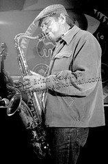 Zoot Sims (Brian McMillen) Tags: photography photos jazz swing getz tenor lesteryoung jazzphotos jazzphotography zootsims alcohn