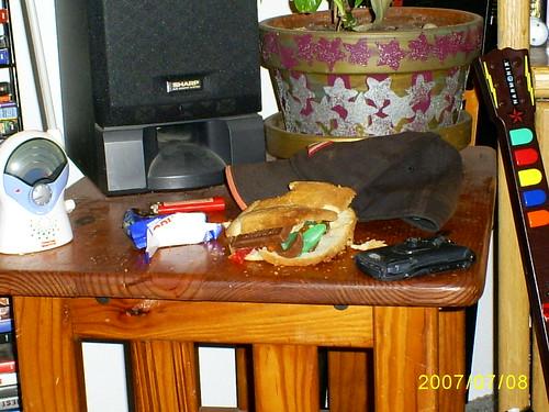 Candy Sandwich