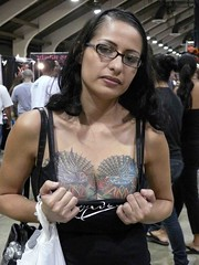 Daughter 3 (EricStone) Tags: tattoo la expo 0707