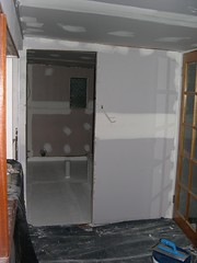 Bathroom Wall Sheeted