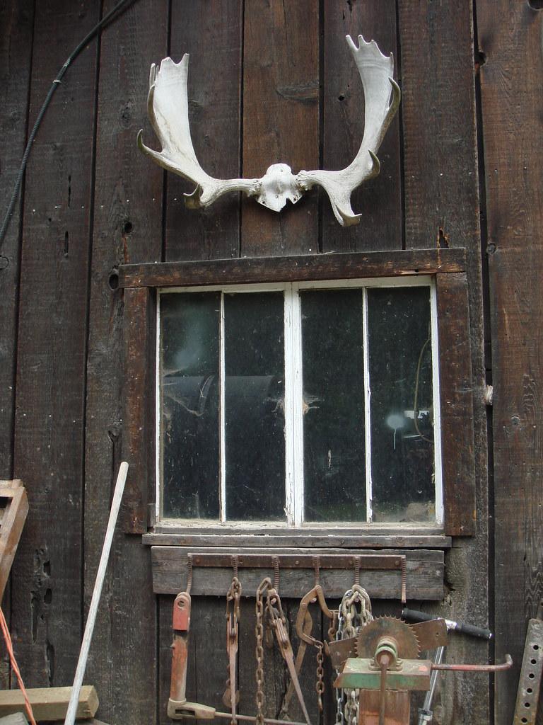 Barn Decorations.