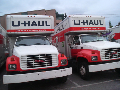 U-HAUL in north van  - Image1551