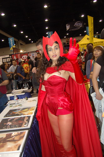 Comic Con 2007: Scarlet Witch