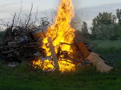 Fire Ignites