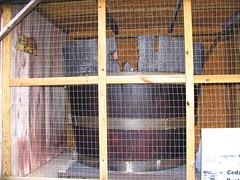 World's Largest Cedar Bucket