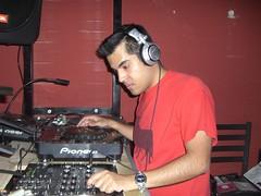 DJ Marc Echeveste @ Burn