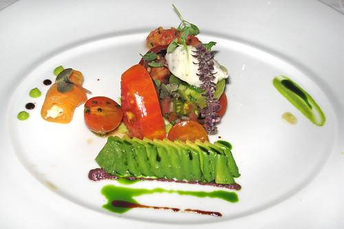 A Tasting of Heirloom Tomatoes