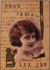 Dear penpal...