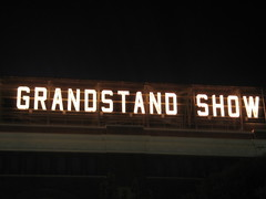 Grandstand Show, Minneapolis, Minnesota, August 2007, photo © 2008 by QuoinMonkey. All rights reserved.