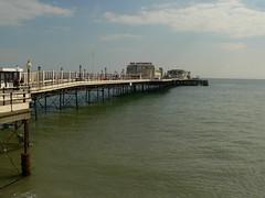 Worthing Pier (Simon & Vicki) Tags: sea beach pier worthing