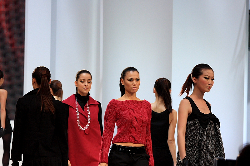Marching @ Runway of Inspiration, Pavilion KL