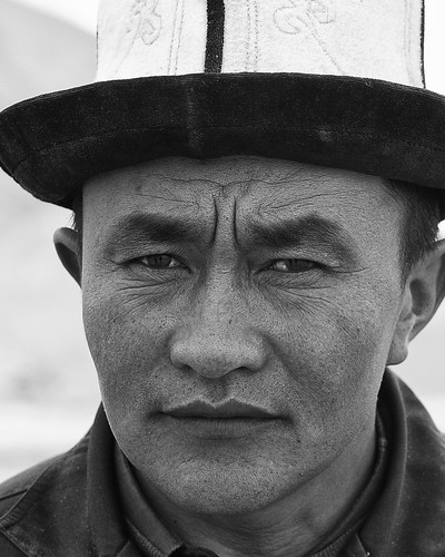 Kyrgyzstan Gentleman, Xinjiang Province