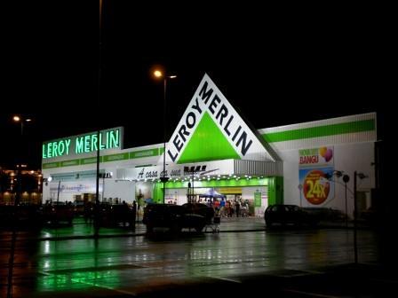 lojas leroy merlin
