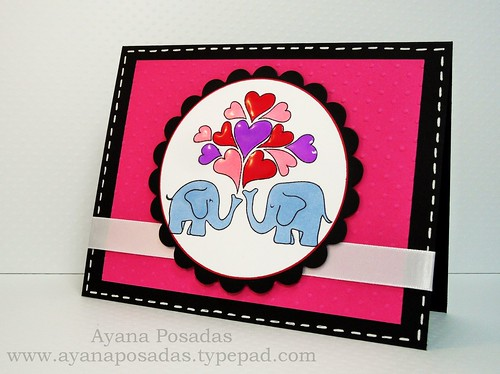 Taylored Expressions Elephants (2)