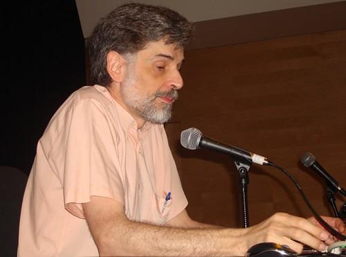 Charla Carlos Gonzalez 2010