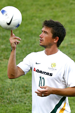 harry kewell australia