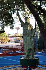 NYC Not (Stu_Jo) Tags: sanantonio texas tx broadway statueofliberty tacocabana kiddiepark nycnot