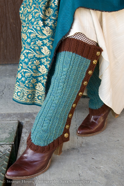 Patterns For Knitted Dog Coats : Steam Ingenious: Friday Finds: Steampunk Knitting Patterns
