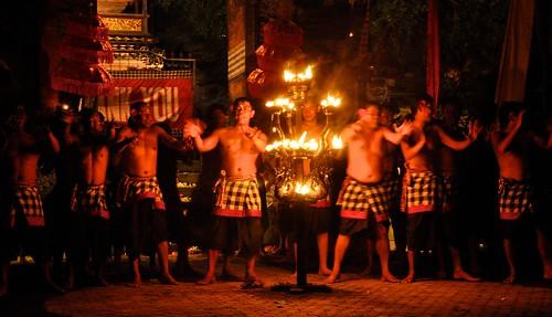 Balinese Kecak Dance 056