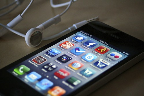 iPhone 4 by Brian Wilkins, on Flickr