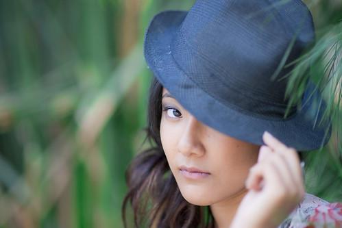 フリー写真素材, 人物, 女性, アジア女性, ネパール人, 帽子・キャップ,