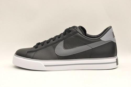 NIke Sweet Classic Low - Black/Grey Leather