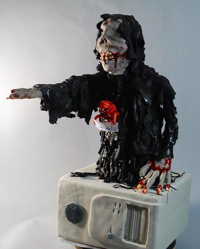 rob the zombie cake