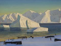 Early November: North Greenland