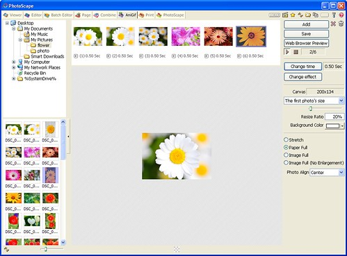 Photoscape: A Feature rich Free Image editor 7