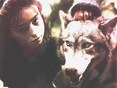 Caperucita y el lobo