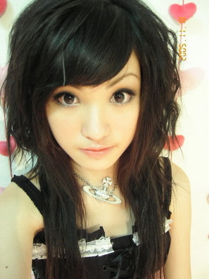 2010 Kawaii hair styles for girls -girls cute hairstyles