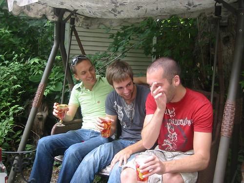 trio amigos