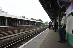 Redhill station