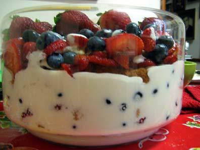A Trifle!