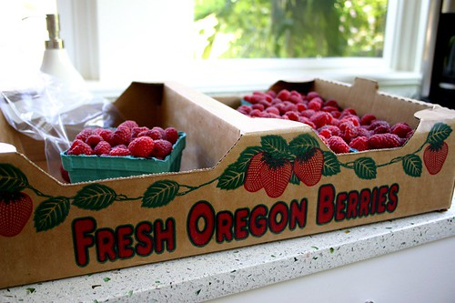 Fresh Oregon Berries