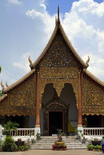 Wat Chiang Mun, Chiang Mai