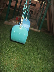 Green swing - Photo by Livie