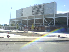 Reser Stadium Expansion Phase 2