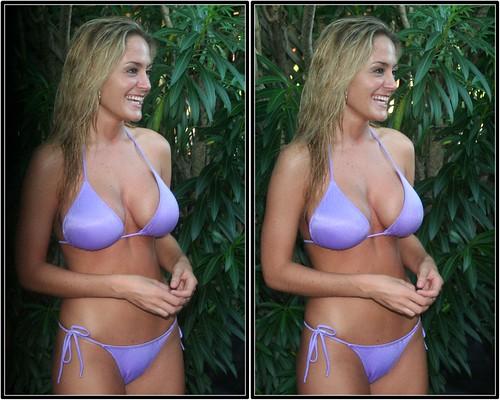 Hawaiian tropic bikini contest photo