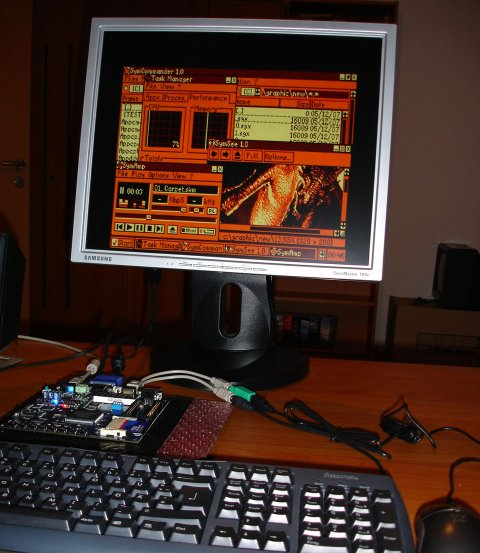 CPC-Trex Workstation