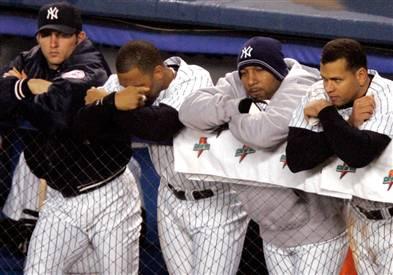 Sad Yankees.