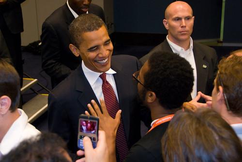 Baratunde & Obama