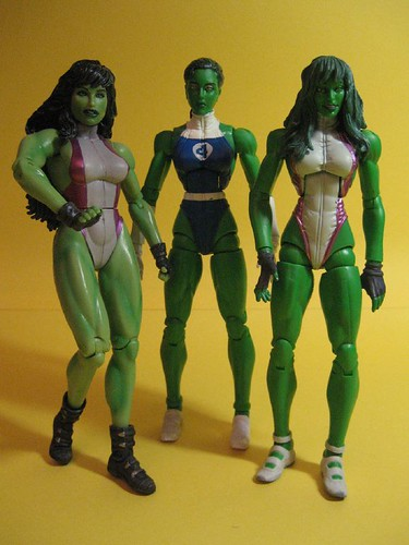 She-Hulks